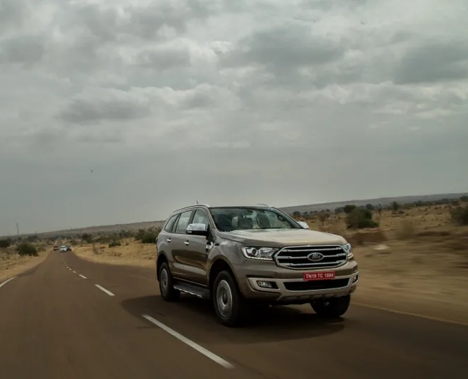 2019 Ford Endeavour: An SUV honestly worth buying