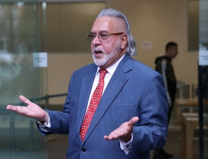 Please banks, take your money, says Vijay Mallya