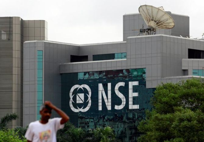 Technical glitch hits NSE, trading halted at 11.40 am