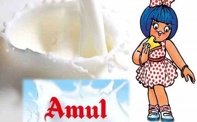 Amul milk to cost more from Tuesday