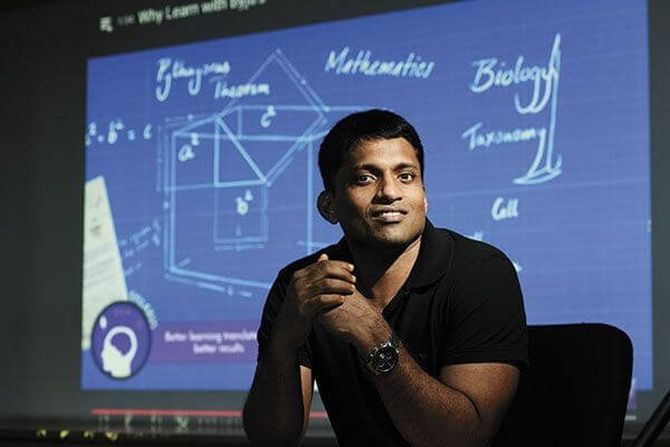 Byju's likely to get $ 200-$ 250 million funding