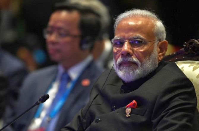 Does Modi need to change his 'character'?