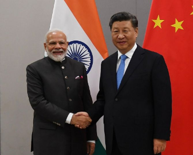 New energy in Indo-China ties: Modi after meeting Xi