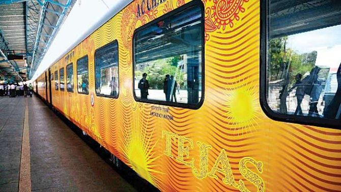 Niti says pvt trains will have own guard, crew, fares