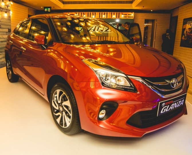 From Maruti Baleno to Toyota Glanza, rebadging is here