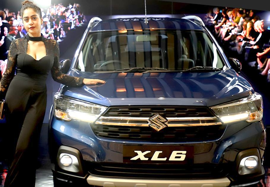 Maruti's XL6 is the Ertiga in much nicer clothes