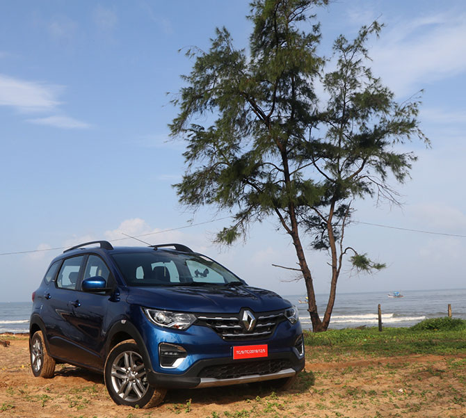Feature-packed Renault Triber is a good city car