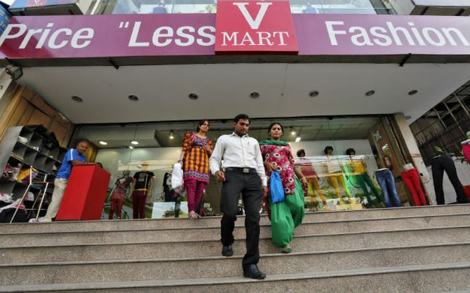 Retailers making the most of 'new' Bharat
