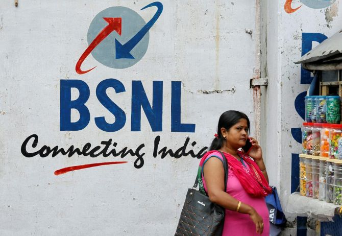 Govt readies revival package for BSNL, MTNL