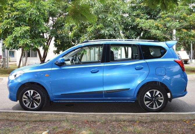 Datsun Go and GO+ get CVT variants