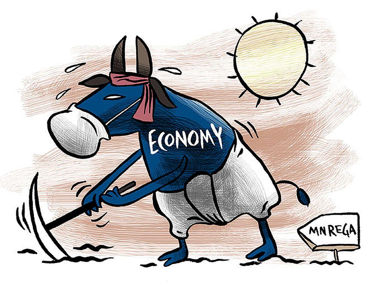 MGNREGA work demand remains muted; down 28% Y-o-Y