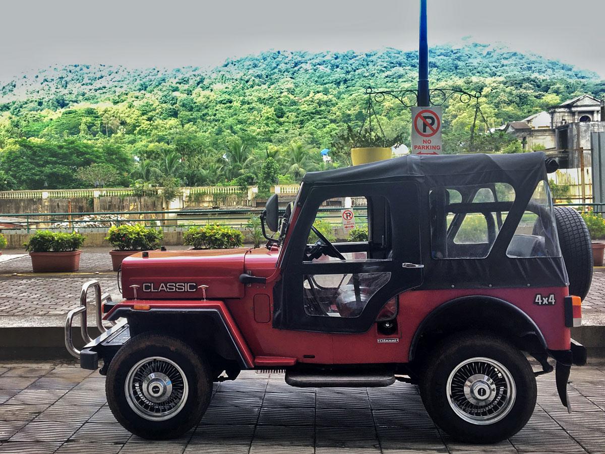 The Mahindra Thar Beauty And The Beast Rediff Com Business
