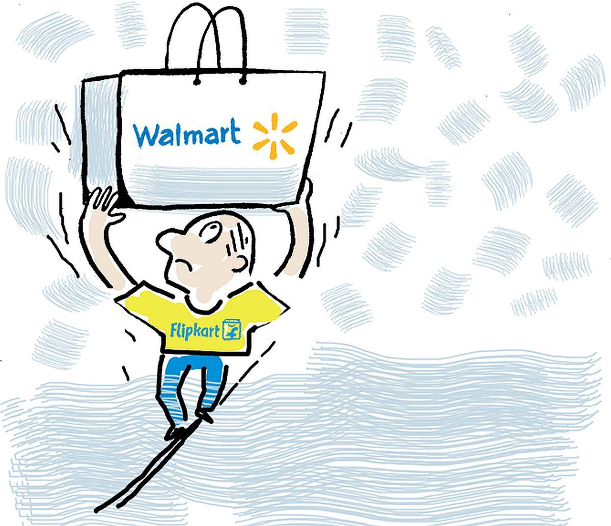 Walmart is open to IPO for Flipkart
