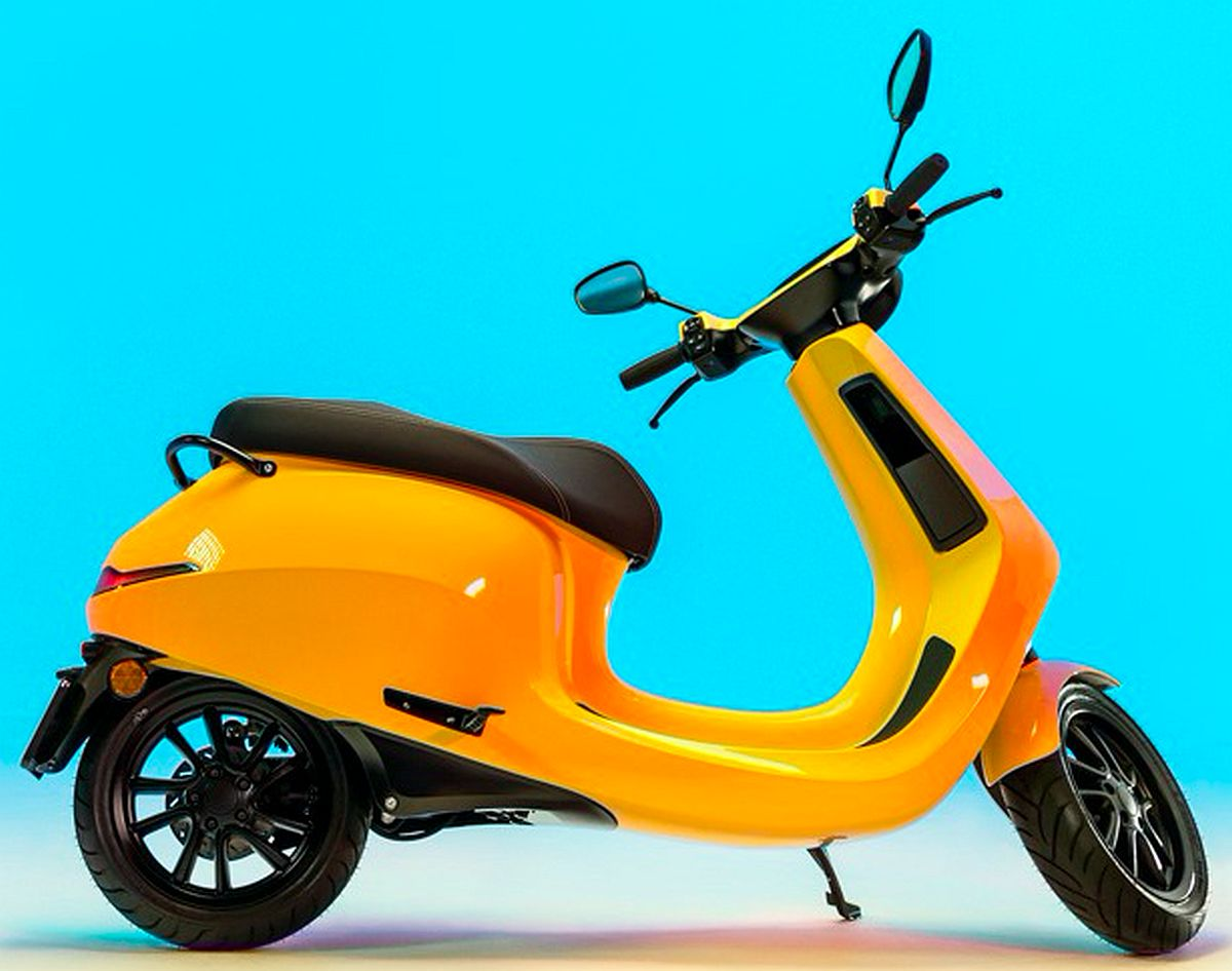Ola's e-scooter likely to cost upto Rs 1.1 lakh