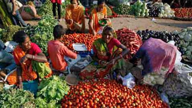 CPI data released; food inflation up 9.28% in May