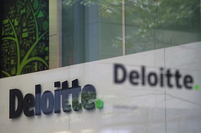 Deloitte, too, refuses to offer non-audit services