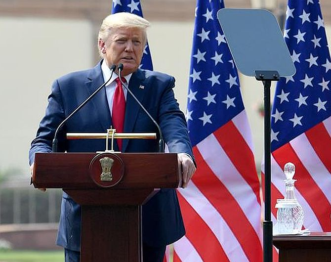 India probably the highest tariff nation: Trump