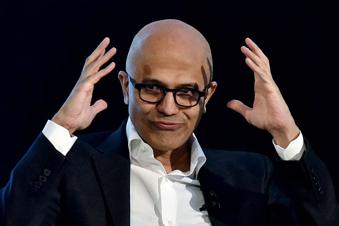 Nadella decodes future, calls to protect AI from bias