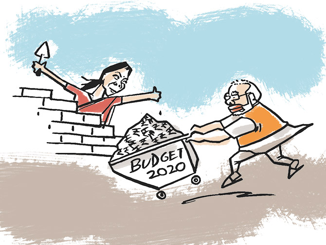 How to judge Nirmalaji's second Budget