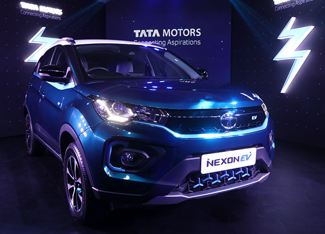 Tata Motors to invest Rs 28,900 cr in FY22: Chandra