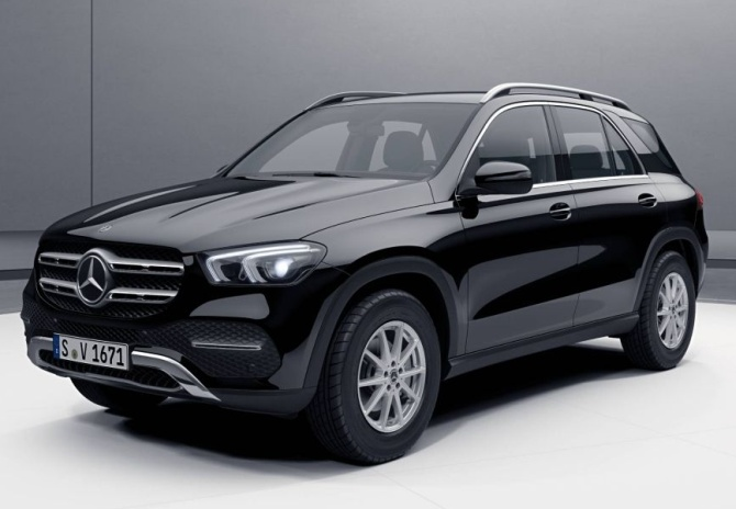 Merc GLE 400d: An SUV with cool moves