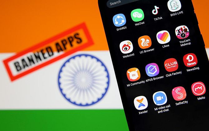 Ban on Chinese mobile apps is bonanza for India's own