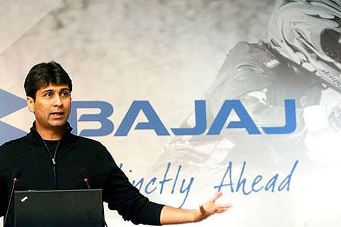 Govt has flattened GDP, not COVID: Rajiv Bajaj