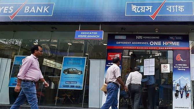 YES Bank restructures salaries of senior employees