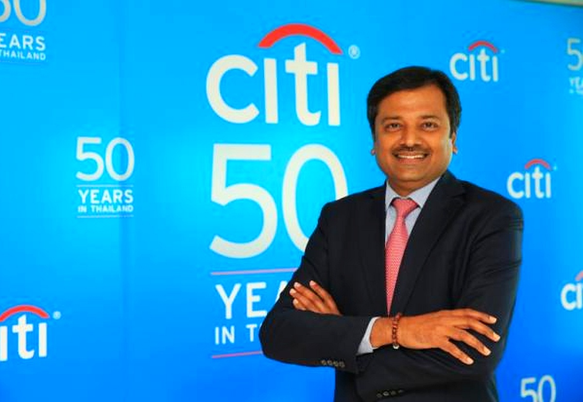 Anand Selvakesari is breaking the mould at Citigroup