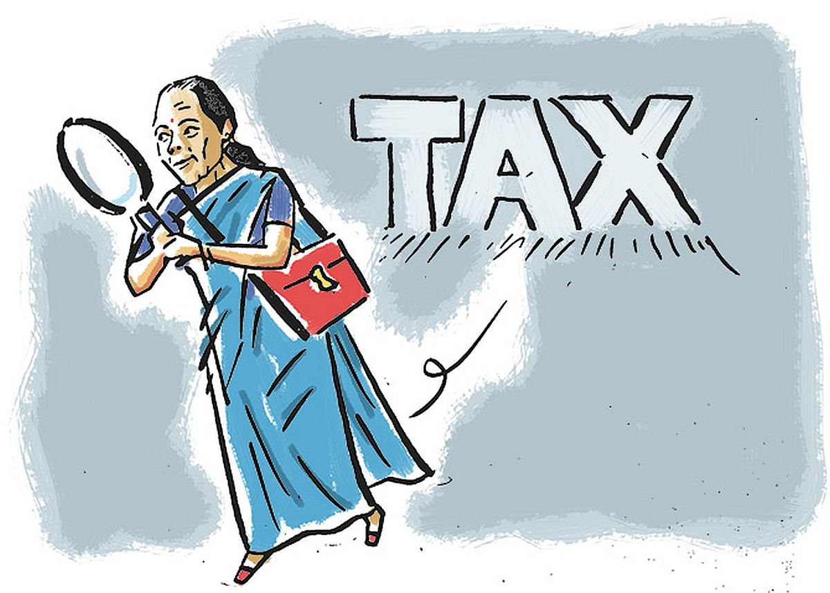Enhanced GST mop-up should now be 'new normal': FM