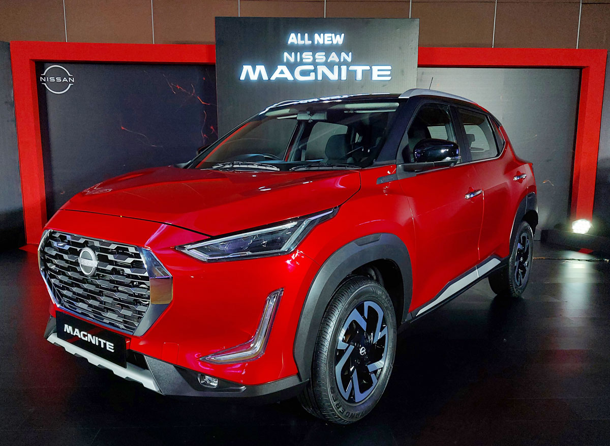 Nissan Magnite Is The Latest Addition To Compact Suv Segment Rediff Com Business