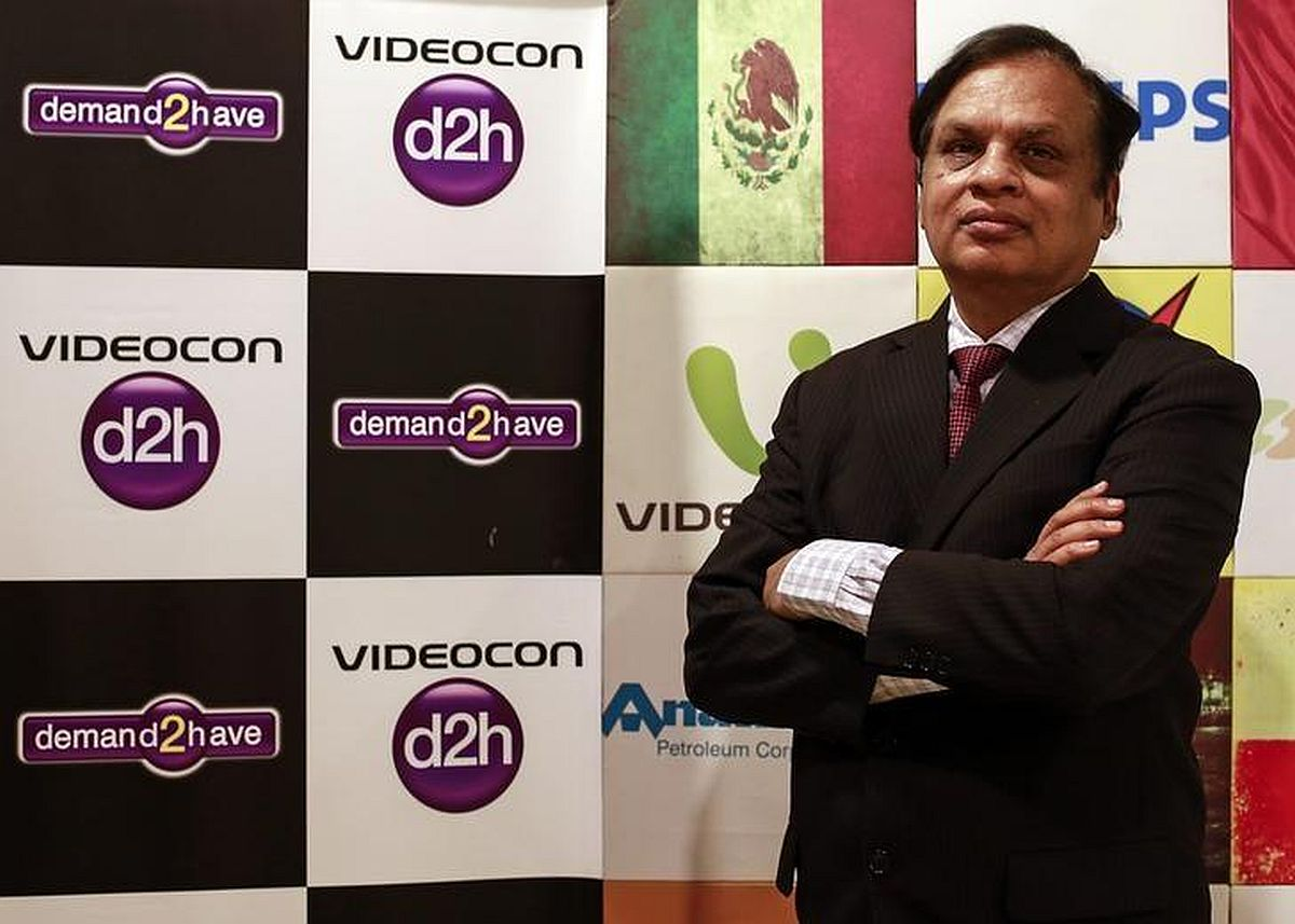 Videocon's Venugopal Dhoot gets bail in PMLA case
