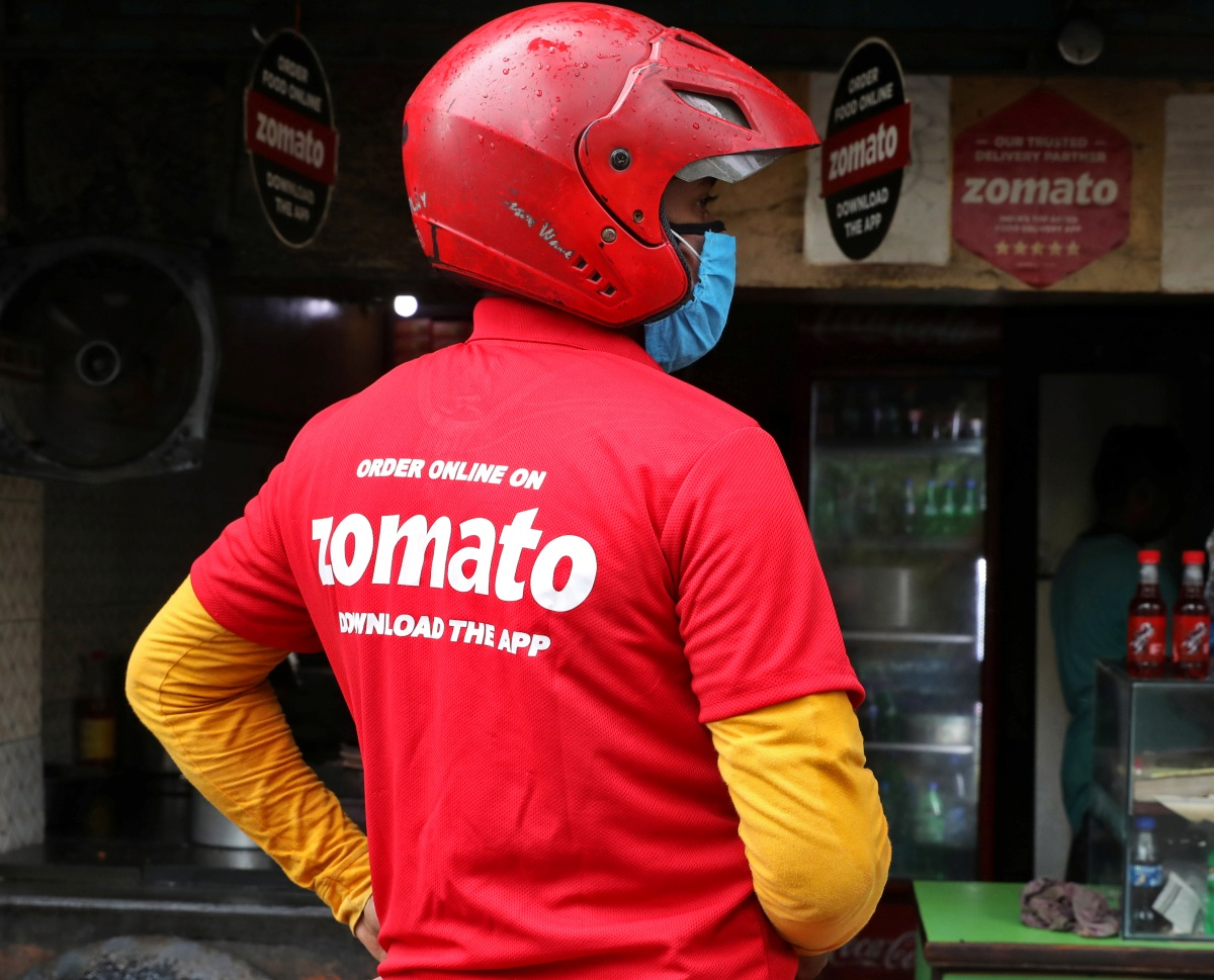 Zomato, the new Infy for the new India