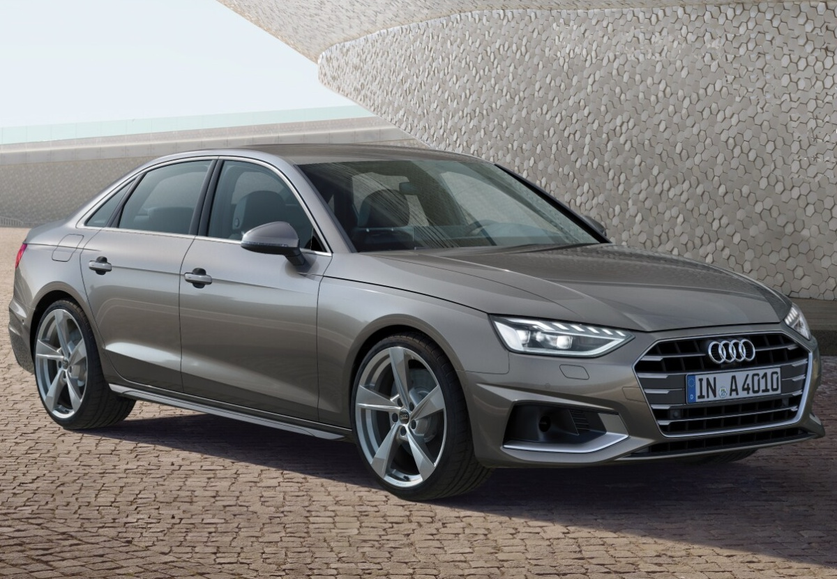 Will the new A4 put Audi back in the race?