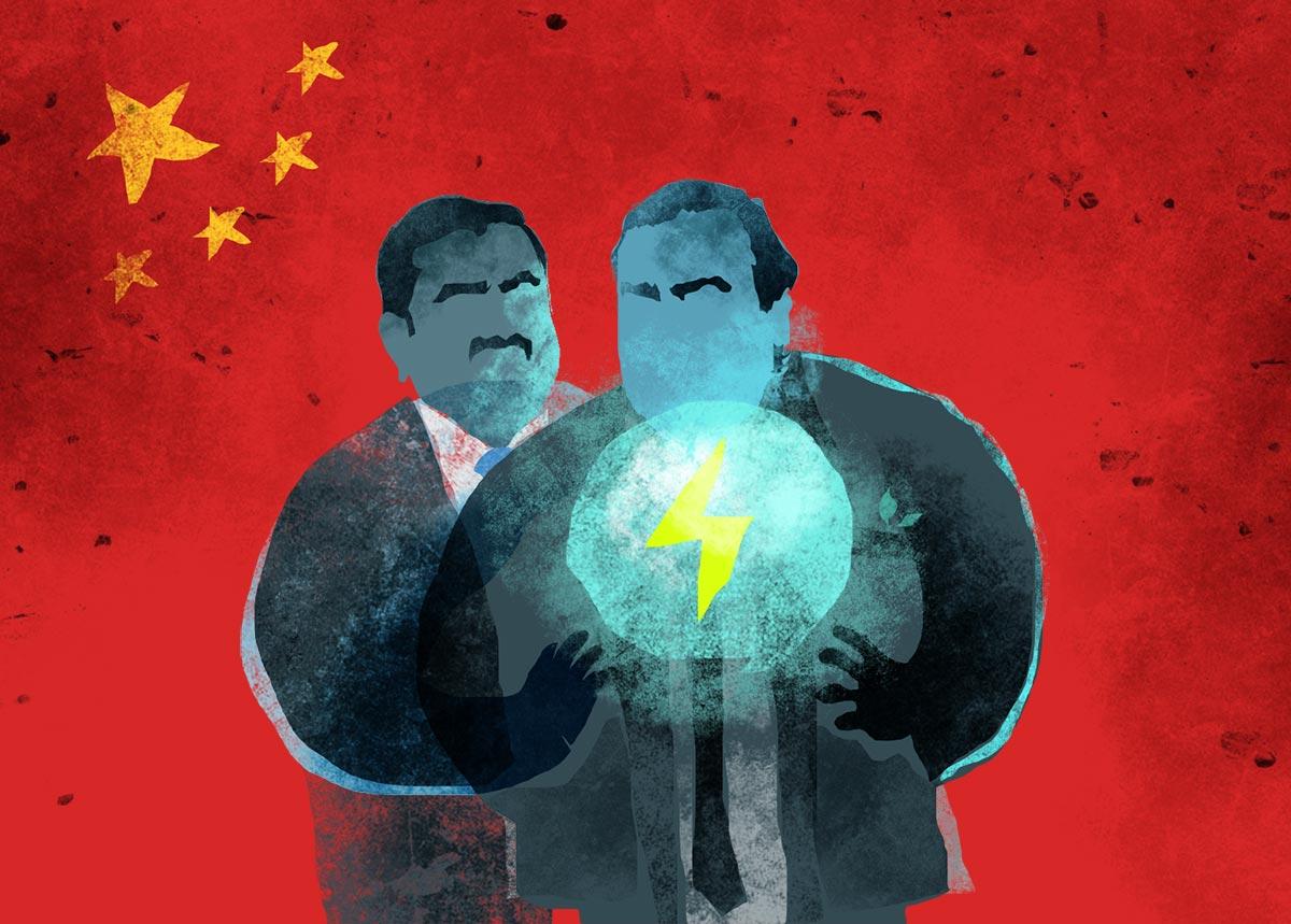 Ambani's Target: China, not Adani