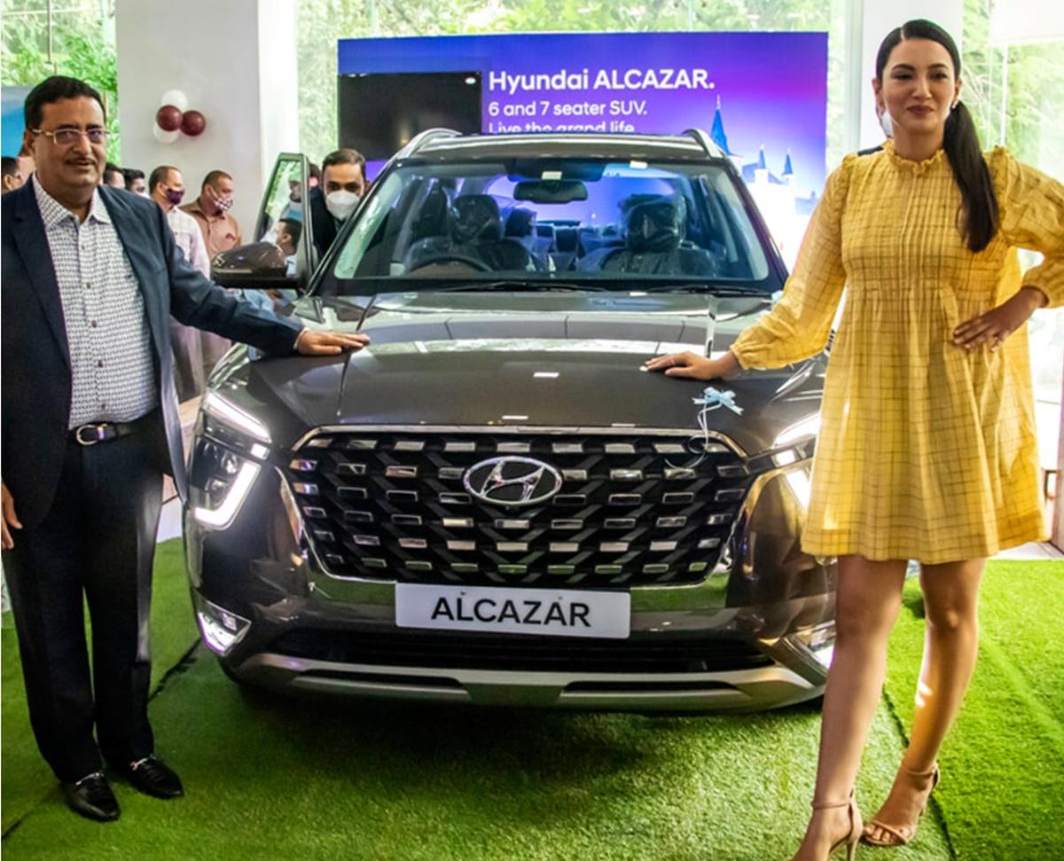 Hyundai Alcazar packs in a premium feel