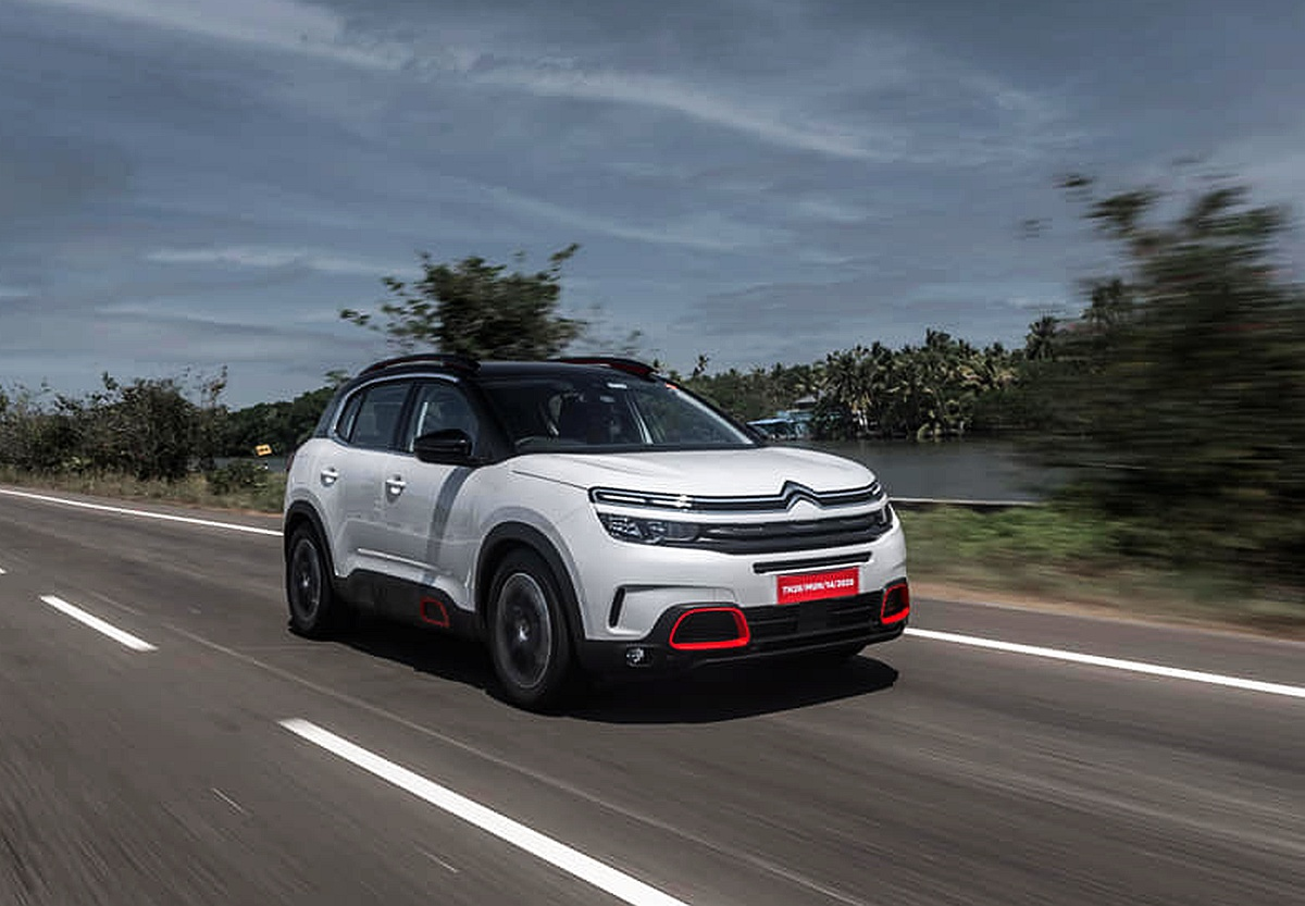 Are you ready for the Citroen?