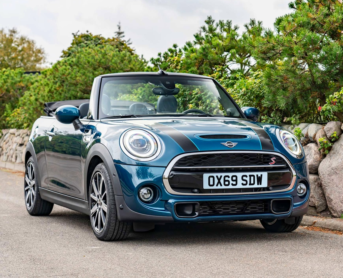 Mini in name, max in power and appeal