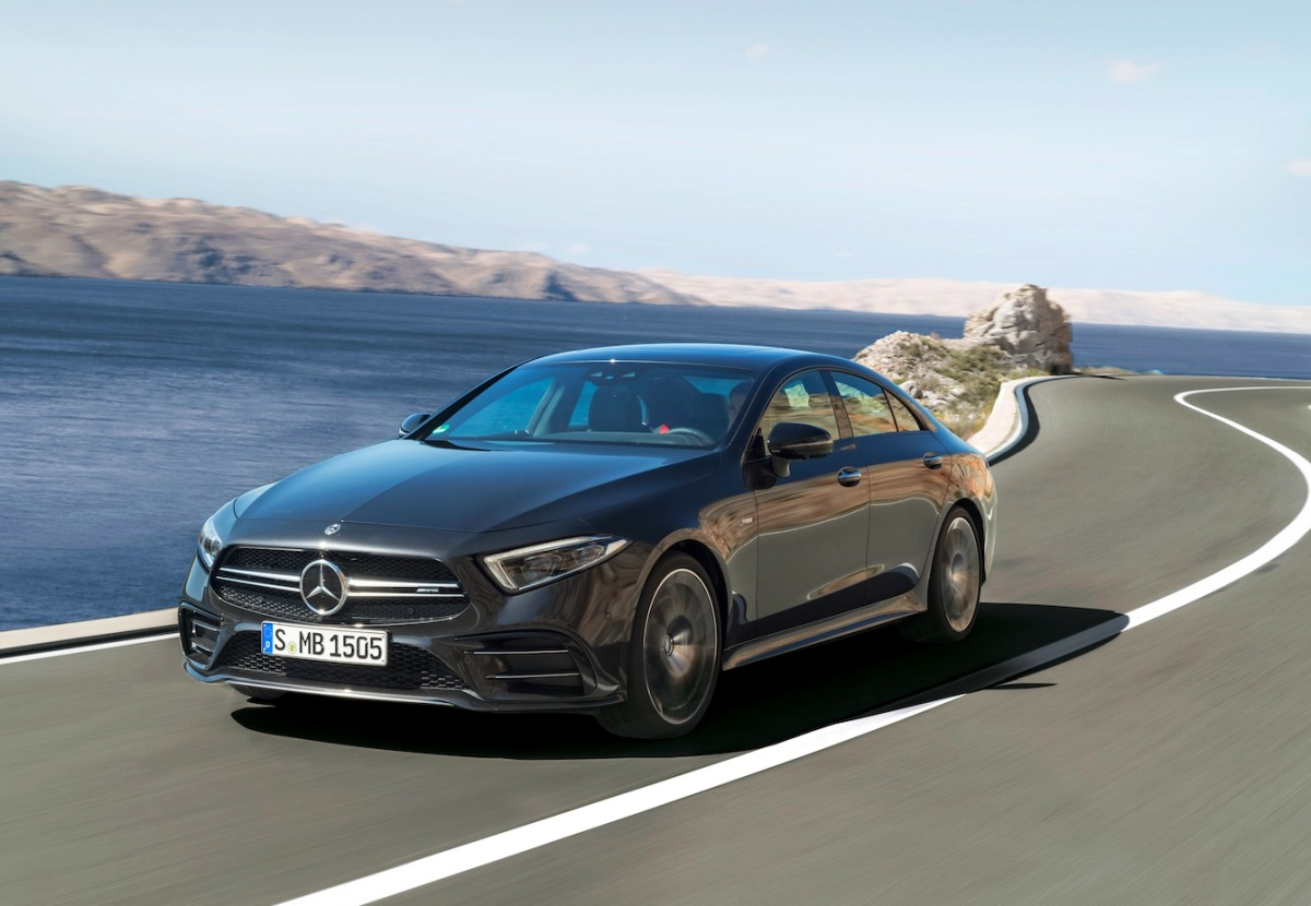 New Mercedes-Benz compact sedan is for thrill seekers