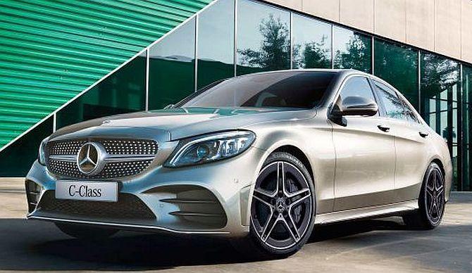 Mercedes C-Class Sedan