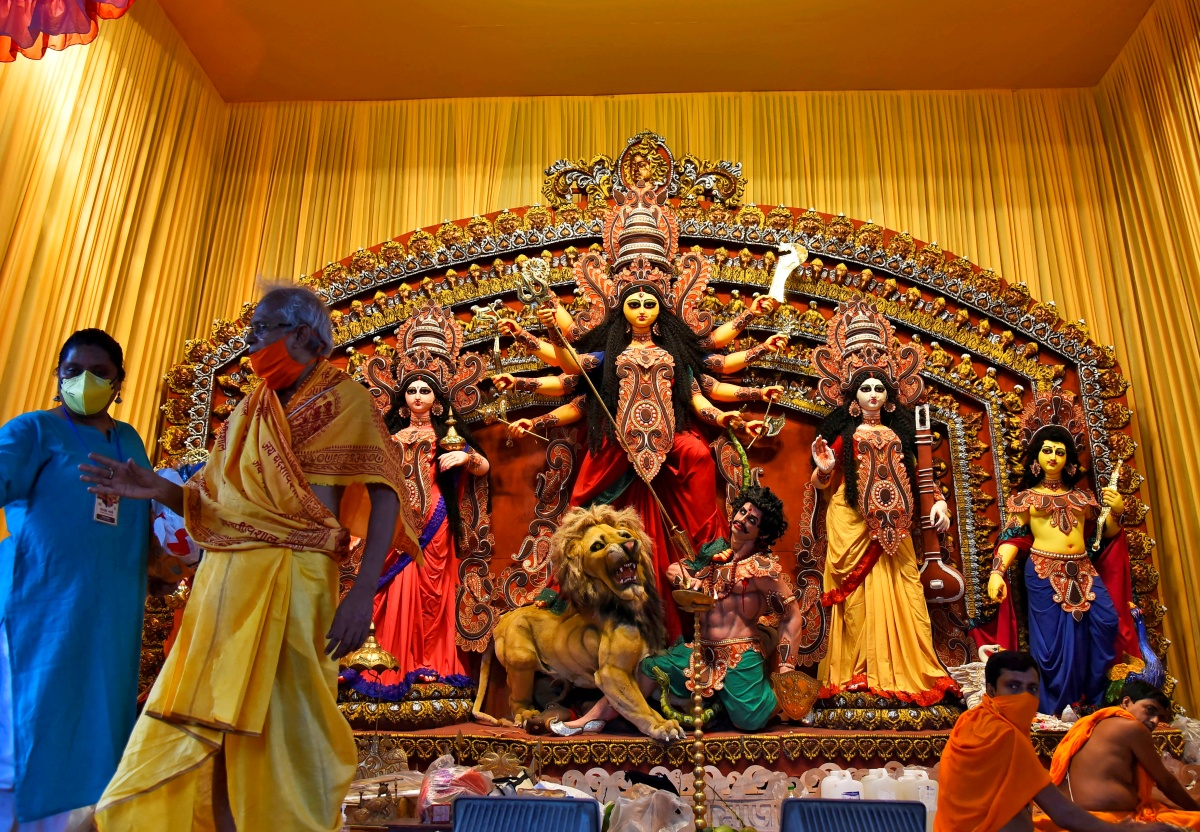 How The Pandemic Affected Puja