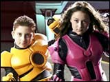 A still from Spy Kids 3D: Game Over