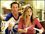Jim Carrey, Jennifer Aniston in Bruce Almighty