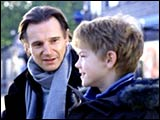 A still from Love Actually