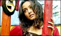 Namrata Shirodkar in Charas