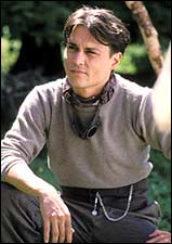 Johnny Depp in 'Finding Neverland'