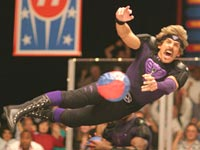 Ben Stiller in Dodgeball: A True Underdog Story