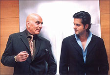 Feroz and Fardeen Khan in Janasheen