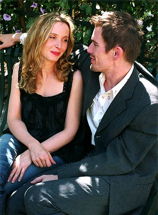 A scene from Before Sunset
