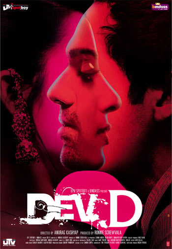 A poster of Dev D